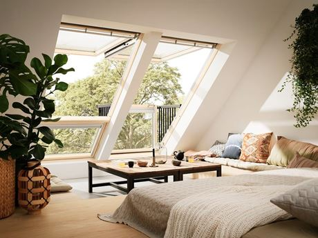Picture for category ROOF BALCONY - VELUX CABRIO