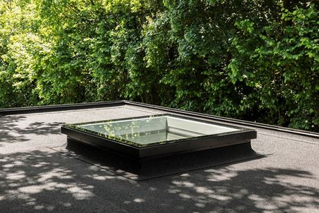 Picture for category FLAT GLASS ROOFLIGHT