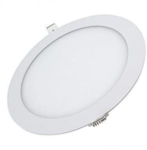 Picture of 12W LED PANEL RECESSED CIRCULARDAYLIGHT 155MM CUT OUT