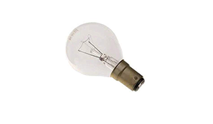 Picture of 60w SBC Round Lamp Clear01811