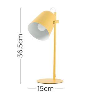 Picture of ADLEY E14 DESK LAMP MUSTARD