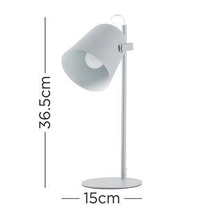 Picture of ADLEY DESK LAMP GREY E14
