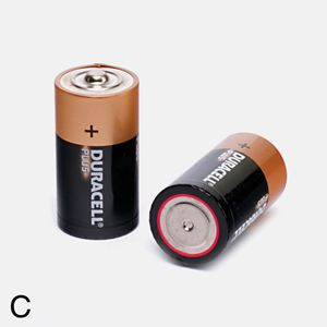 Picture of 'C' Size Battery